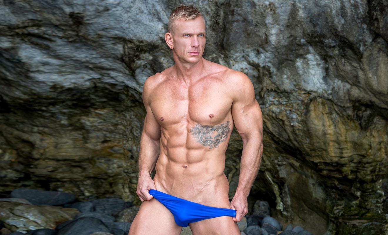2018071417442944 - 美国拉斯维加斯 山水男模 Sergey Korneff 写真图集