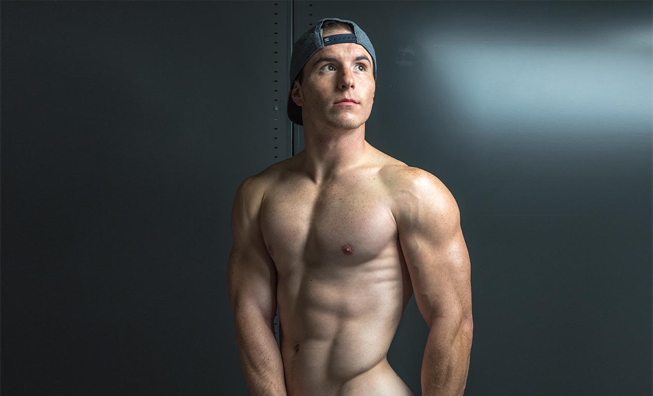 2018072113164025 - 欧美肌肉男模 George Smith 健身教练和企业家