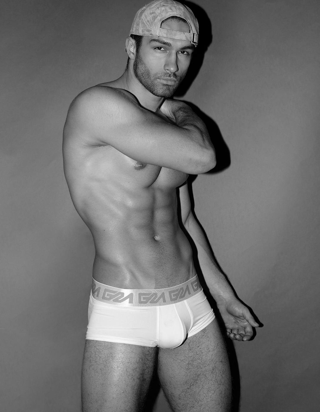 2018072210520543 - 美国健身肌肉男模 Łukasz Zarazowski