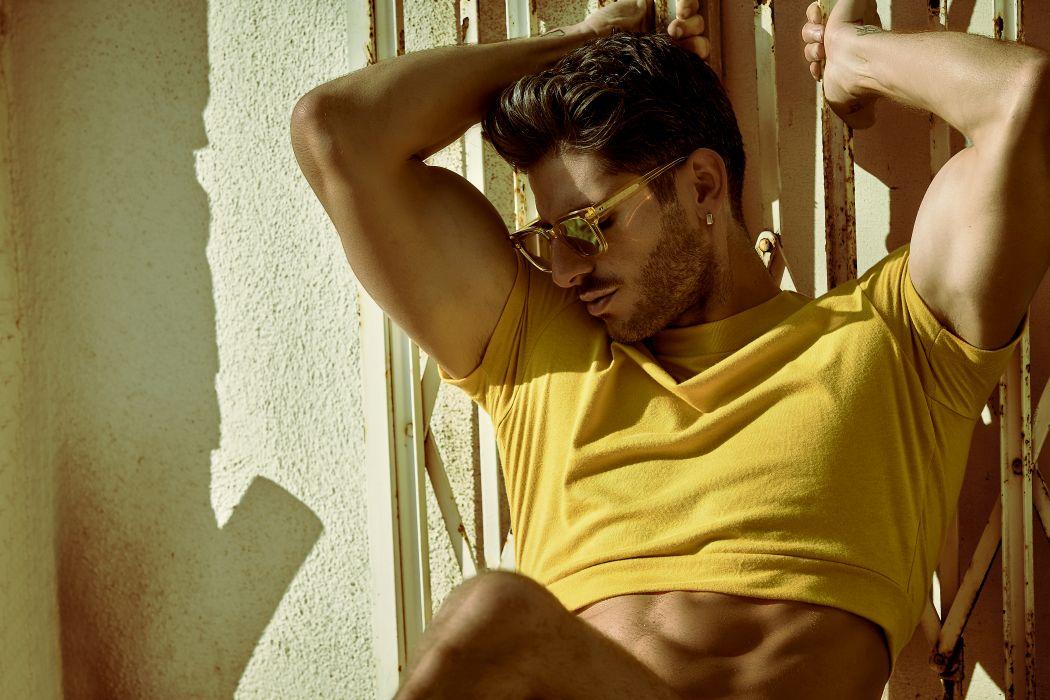 2018081312590954 - 美国时尚平面男模 Adam Nicklas