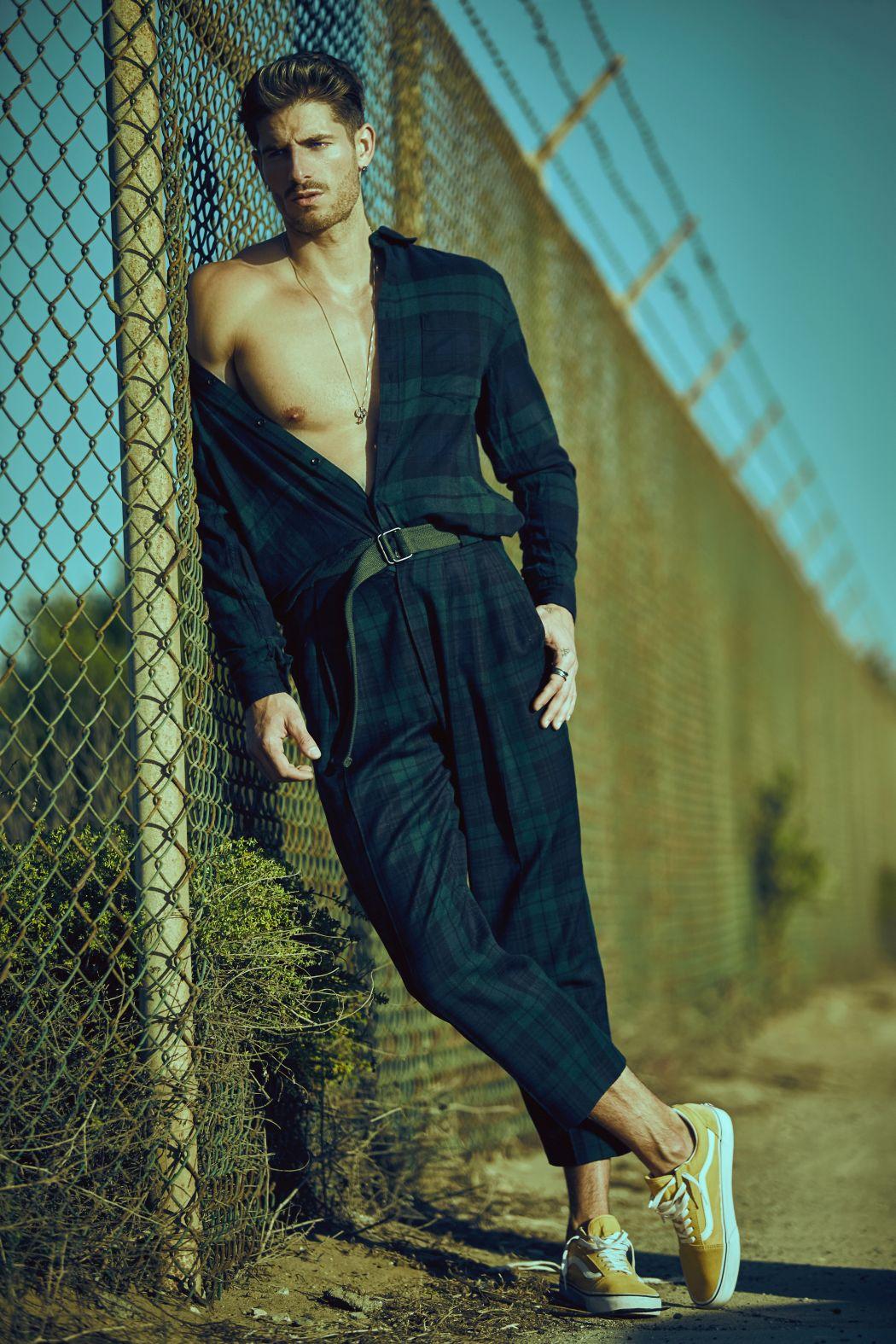 2018081312591174 - 美国时尚平面男模 Adam Nicklas