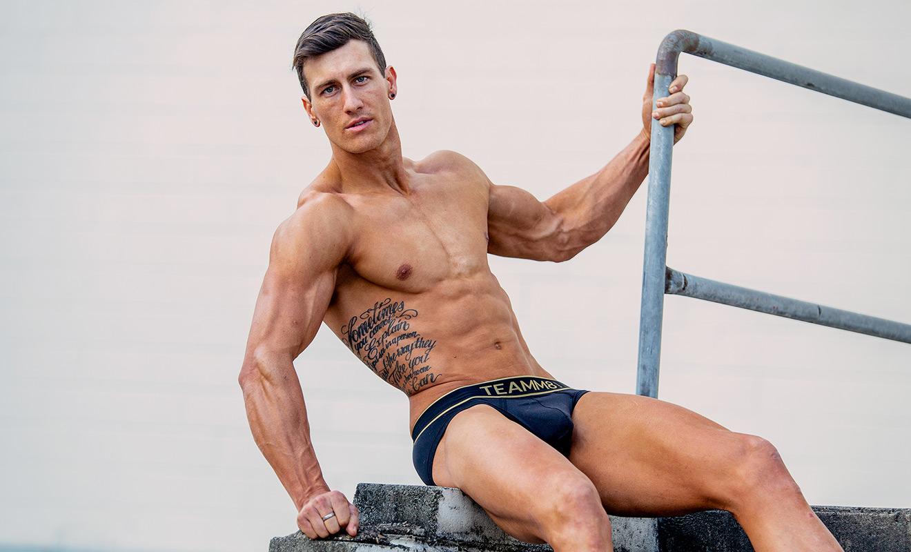 2018081502103895 - 澳大利亚健身肌肉男模 Bryce Kennedy / Andrew Hammond摄影作品