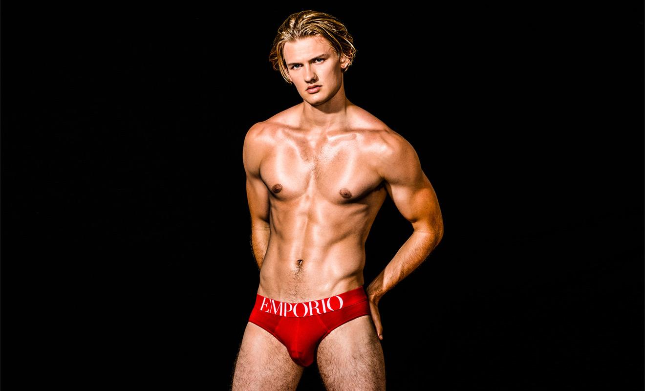 2018081502123166 - 美国洛杉矶肌肉男模 Tyler Johnson Ellis / John Francis摄影作品