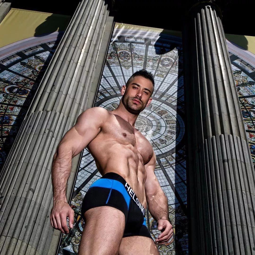 201808210952437 - 国民老公级别西班牙男模:Jonathan Guijarro