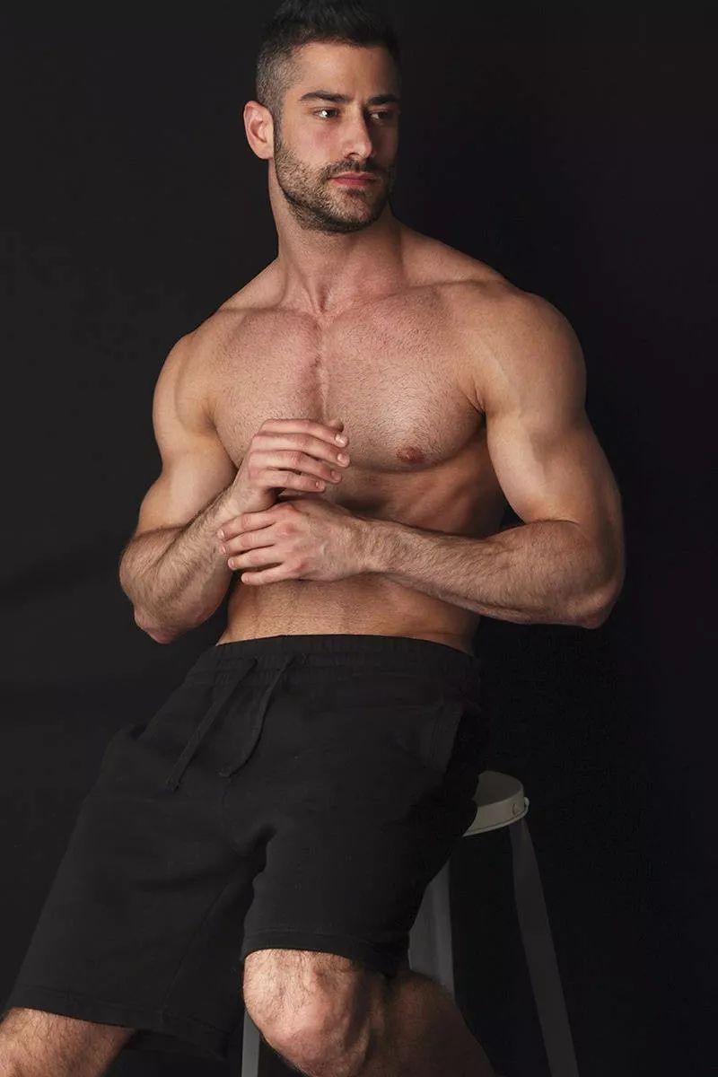 2018082109531298 - 国民老公级别西班牙男模:Jonathan Guijarro