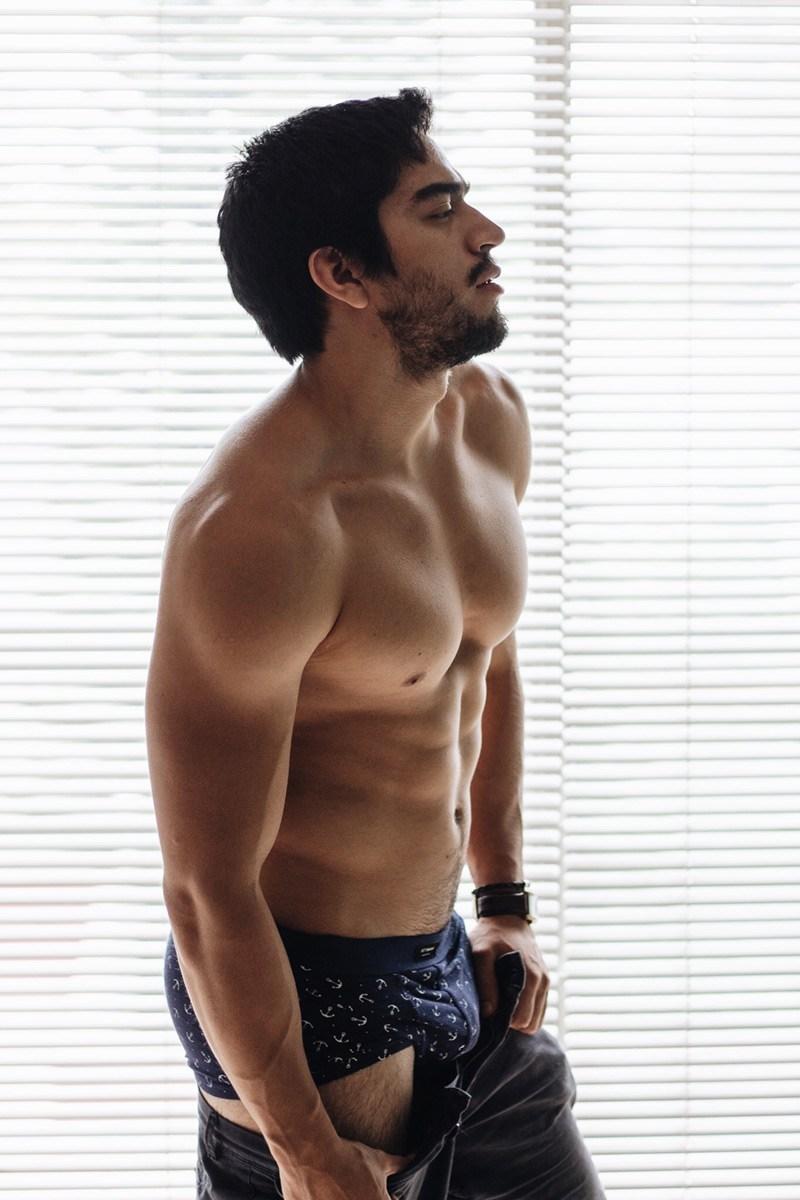 2018082401285969 - 帅气可爱的西班牙男模 Jose Pablo / Alex Sánchez摄影作品