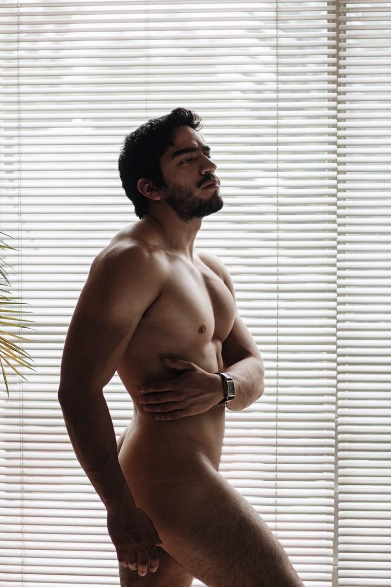 2018082401290630 - 帅气可爱的西班牙男模 Jose Pablo / Alex Sánchez摄影作品