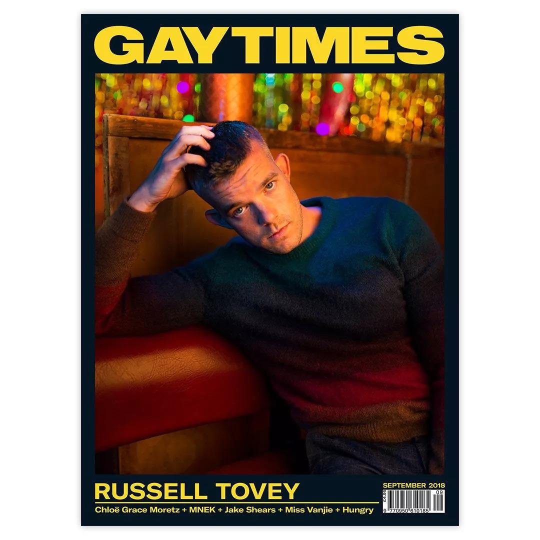 2018083003590841 - 小狼Russell Tovey登上《Gaytimes》杂志封面!