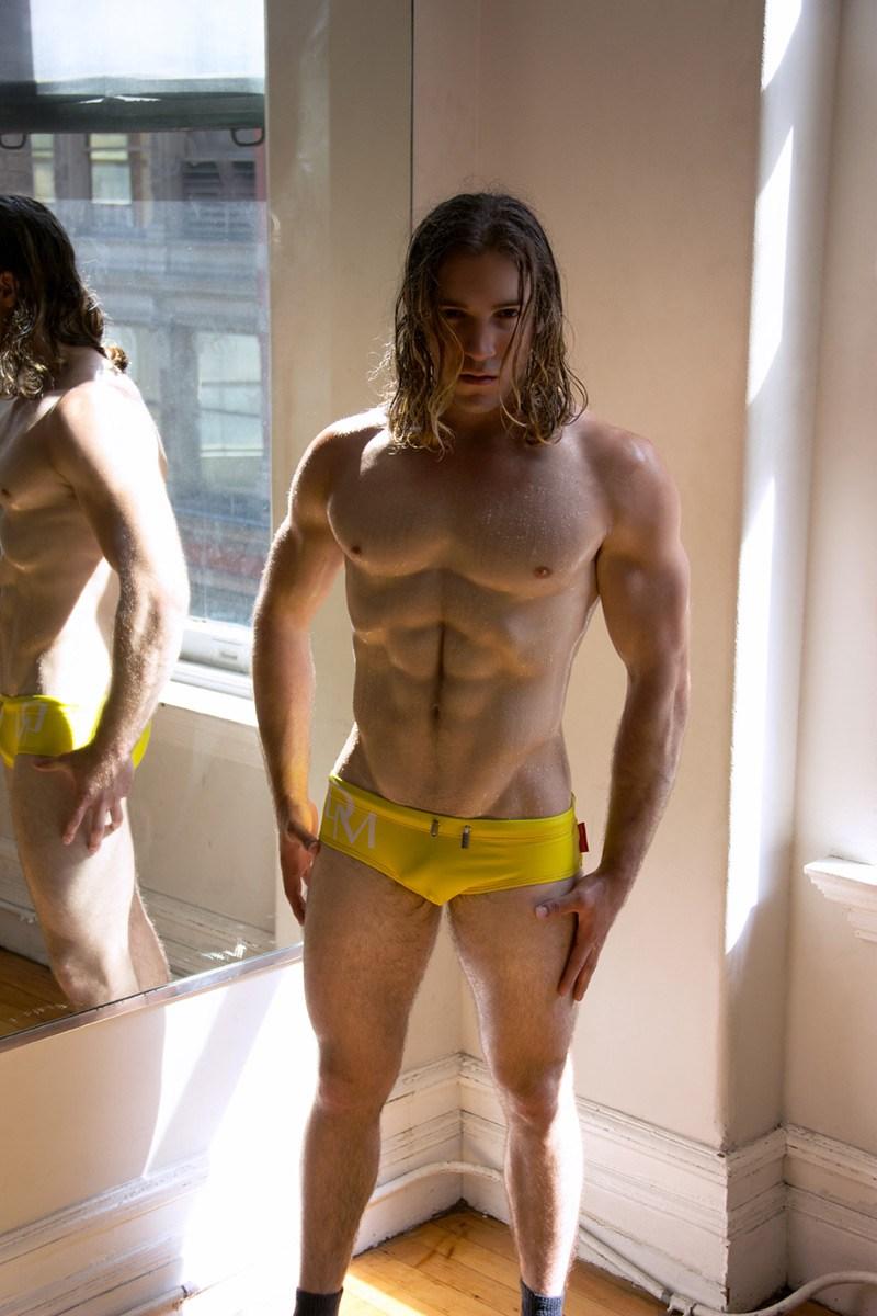 2018083101315191 - 超帅长发肌肉男模Zach Thomas / Jr Christiansen Studio摄影作品