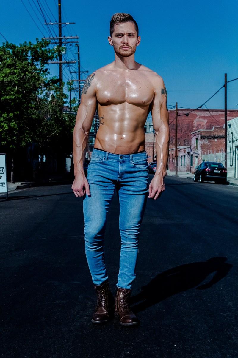 2018100210511039 - 来自美国的军装牛仔模特 Cody Fitzpatrick