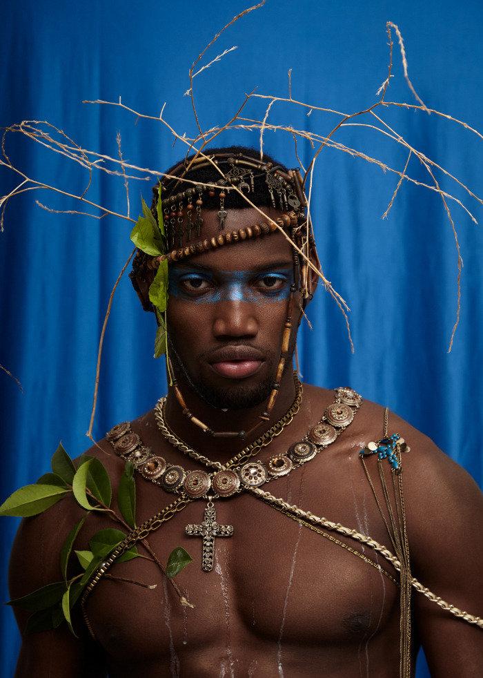 2018120903340877 1 - 黑人模特 Edward Aponza 摄影作品