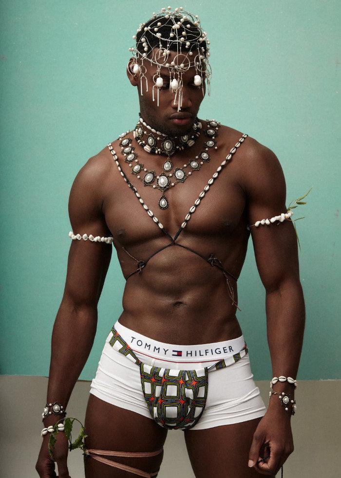 2018120903340877 - 黑人模特 Edward Aponza 摄影作品