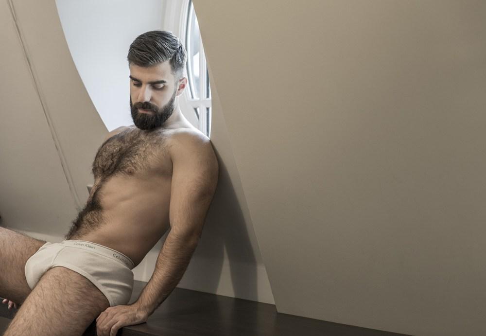 1547008560 18126 098 - 大胡子比利时居法国巴黎男模 Armando Santos