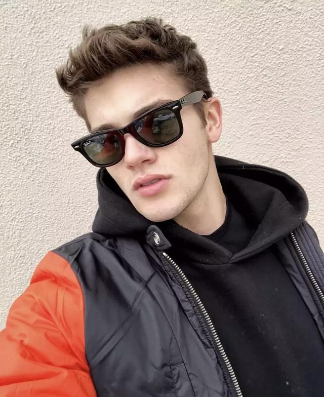 b0ac87e42e9b44e1badc8abc28f2c466 - IG上十分帅气的奥地利男模Peter Mairhofer