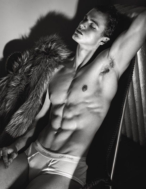 Pablo Kaestli 10 - 来自法国的男模Pablo Kaestli / Diane Zhao摄影作品