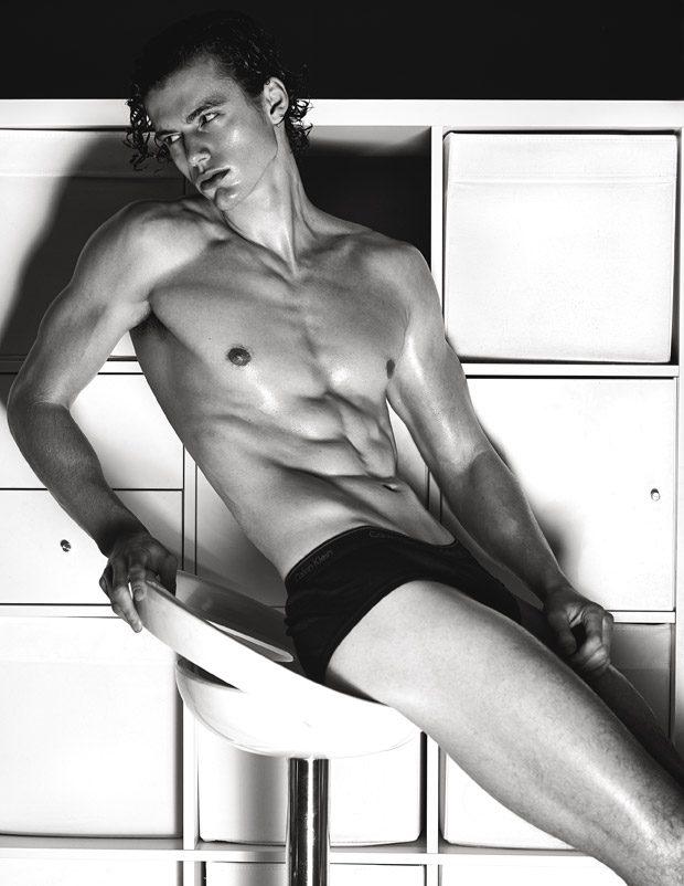 Pablo Kaestli 11 - 来自法国的男模Pablo Kaestli / Diane Zhao摄影作品