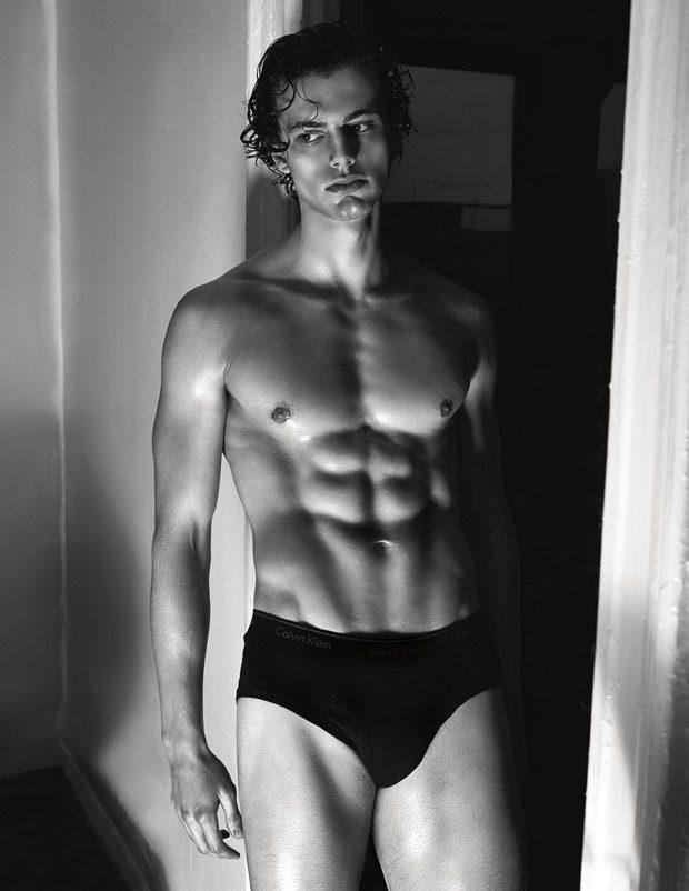 Pablo Kaestli 4 - 来自法国的男模Pablo Kaestli / Diane Zhao摄影作品