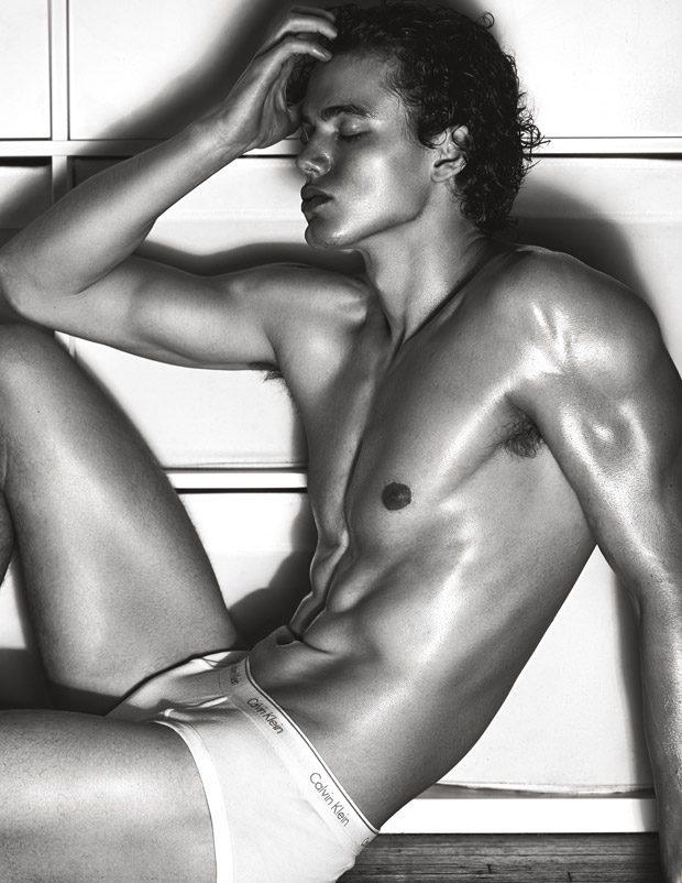 Pablo Kaestli 6 - 来自法国的男模Pablo Kaestli / Diane Zhao摄影作品