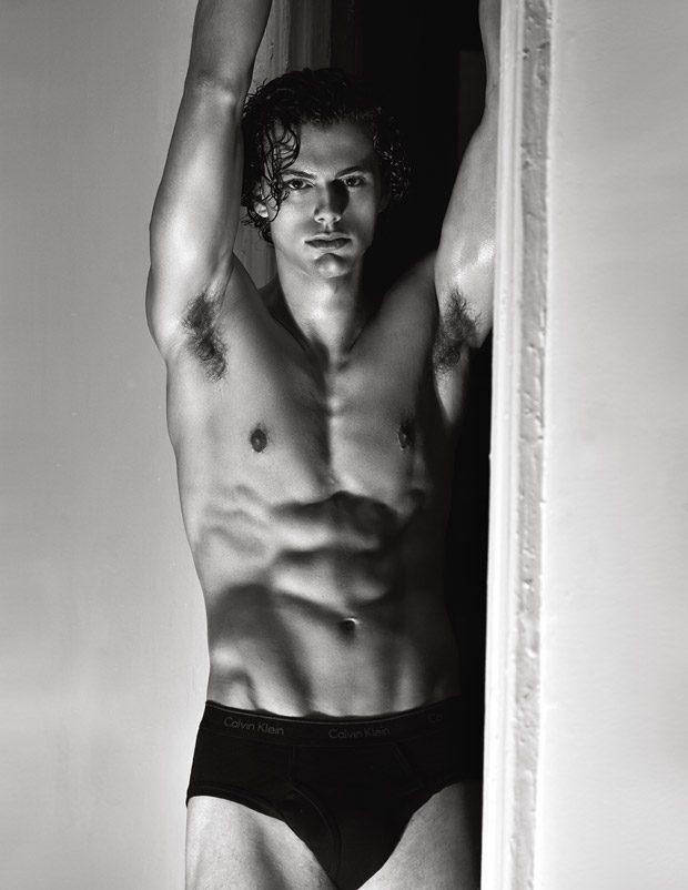 Pablo Kaestli 7 - 来自法国的男模Pablo Kaestli / Diane Zhao摄影作品
