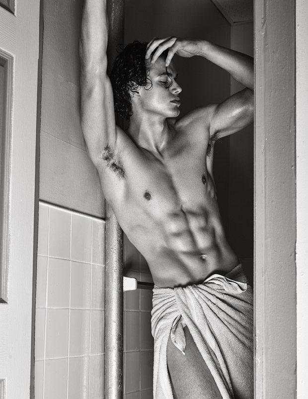 Pablo Kaestli 8 - 来自法国的男模Pablo Kaestli / Diane Zhao摄影作品