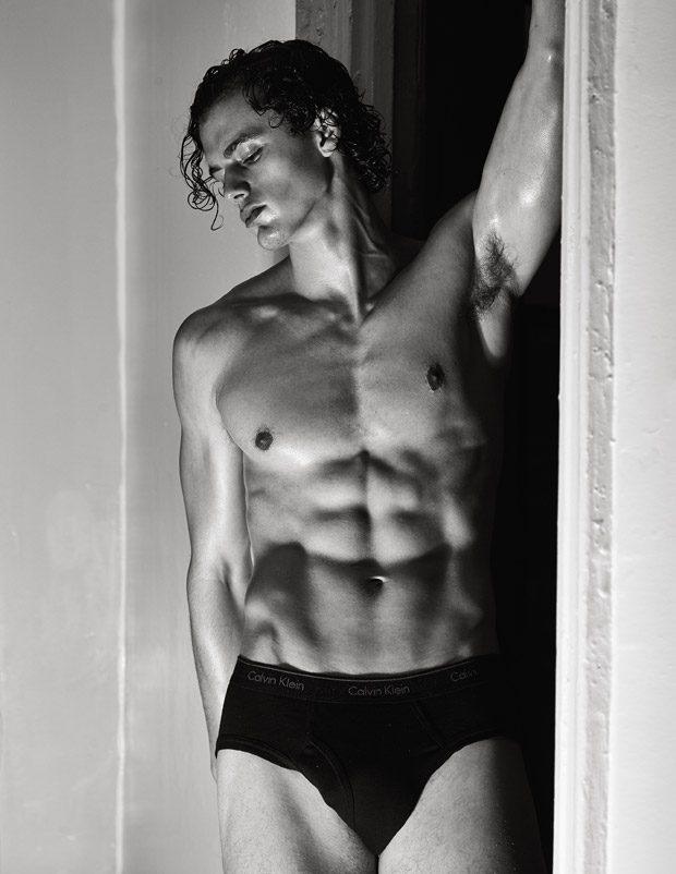 Pablo Kaestli 9 - 来自法国的男模Pablo Kaestli / Diane Zhao摄影作品