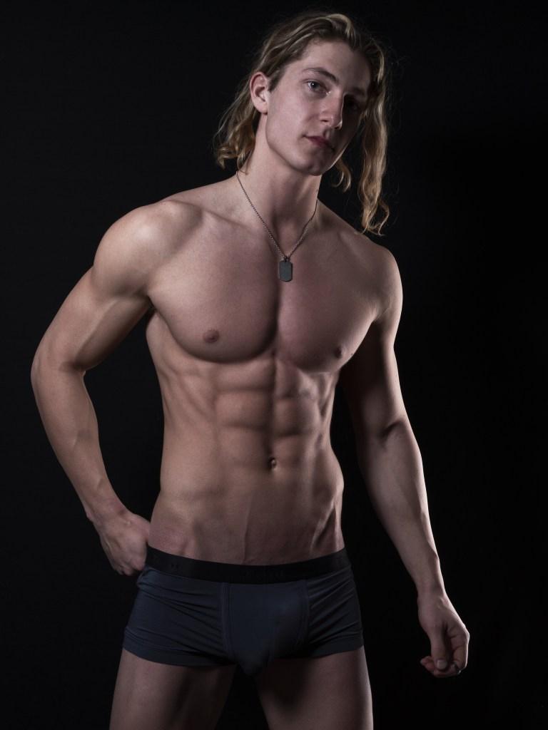 Peter Saffa 19 - 超帅的肌肉男模 Peter Saffa / Bradley French 摄影作品