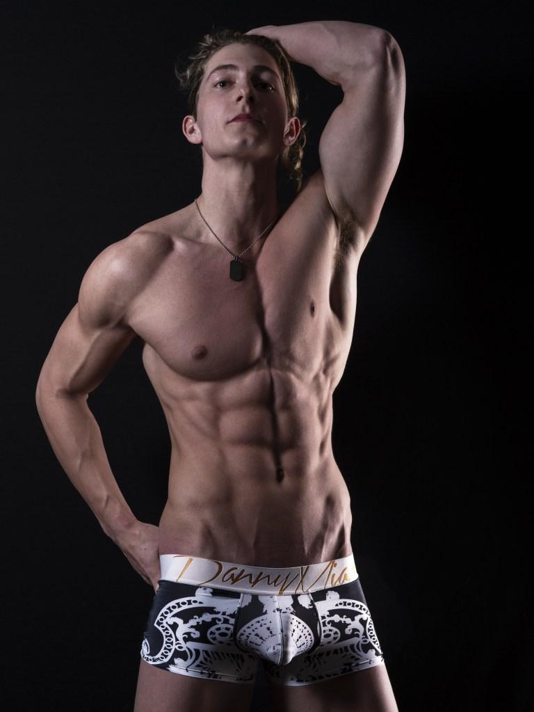 Peter Saffa 22 - 超帅的肌肉男模 Peter Saffa / Bradley French 摄影作品