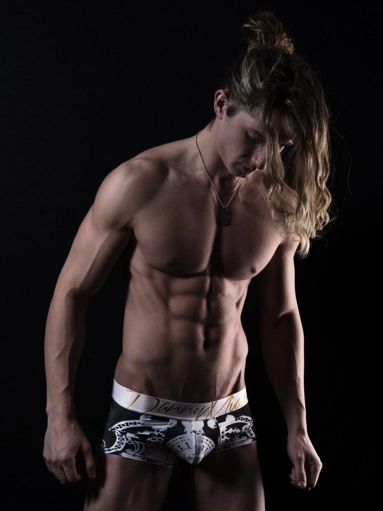 Peter Saffa 24 - 超帅的肌肉男模 Peter Saffa / Bradley French 摄影作品