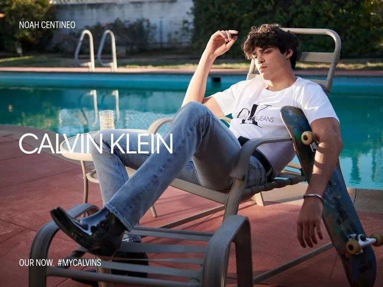 b450b2797ba6cbb7fd1f83e90634e6f6 8 - 萌德最新代言的Calvin Klein广告着实让你目瞪口呆!