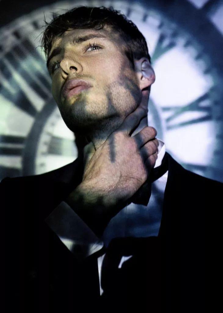 183cf51ff22b4e4c93dc5e60f1a5062d - 来自奥地利的男模Christoph Leitner成为了时装周的热门
