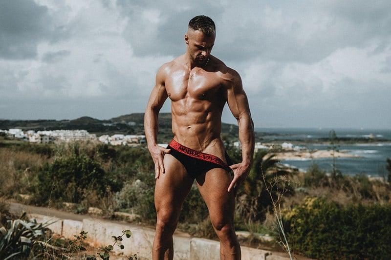 DSC 2159 - 欧美肌肉男模 Mike Magnvm / Kris Micallef 摄影作品