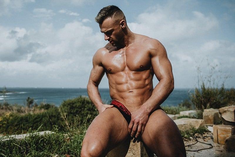 DSC 2201 - 欧美肌肉男模 Mike Magnvm / Kris Micallef 摄影作品